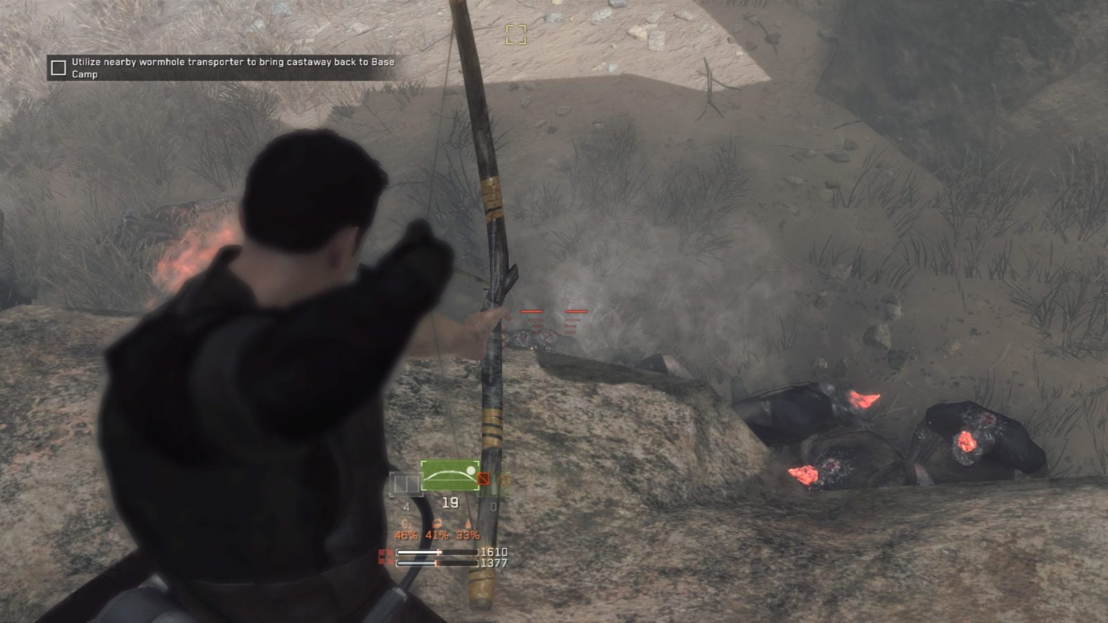 Metal Gear Survive Review Zombies gegen Umgebung