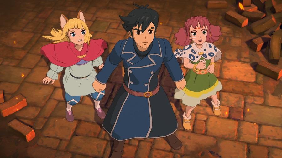 Ni No Kuni II Schicksal eines Königreichs Review Kritik Bandai Namco RPG Charaktere