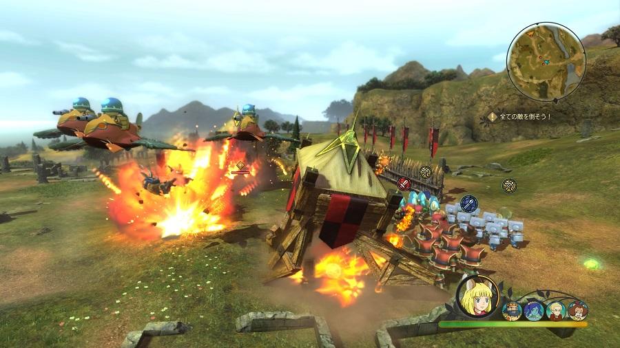 Ni No Kuni II Schicksal eines Königreichs Review Kritik Bandai Namco RPG Krieg