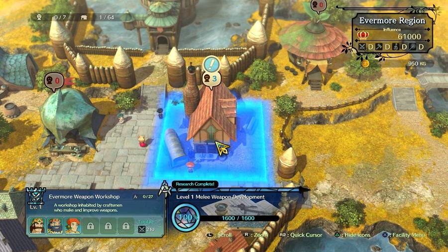 Ni No Kuni II Schicksal eines Königreichs Review Kritik Bandai Namco RPG Minapolis