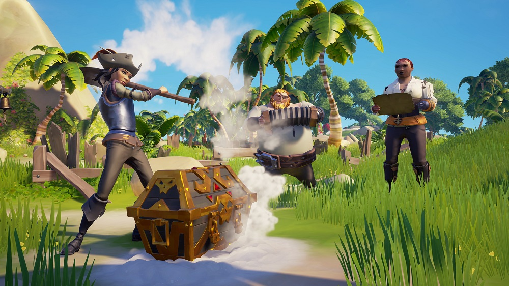 Sea of Thieves Review Kritik Test Xbox Microsoft Schatz