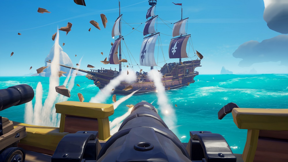 Sea of Thieves Review Kritik Test Xbox Microsoft Seeschlacht