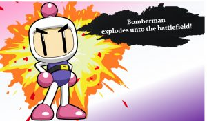 Bomberman super smash bros. switch characters super smash bros. switch charaktere super smash bros. switch new characters super smash bros. switch neue charaktere Bomberman super smash bros. Nintendo switch super smash bros. nintendo switch characters super smash bros. nintendo switch charaktere super smash bros. nintendo switch new characters super smash bros. nintendo switch neue charaktere