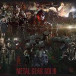 Metal Gear Solid Ranking Metal Gear Solid Saga Wallpaper MGS Ranking