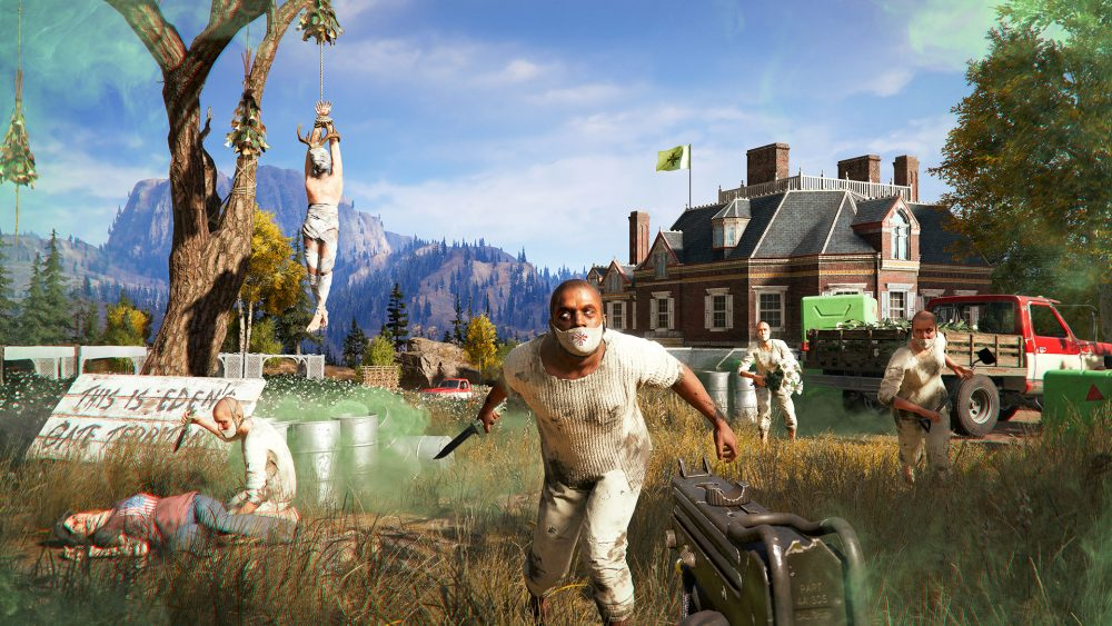 Far Cry 5 Review Test Xbox One Ubisoft 2