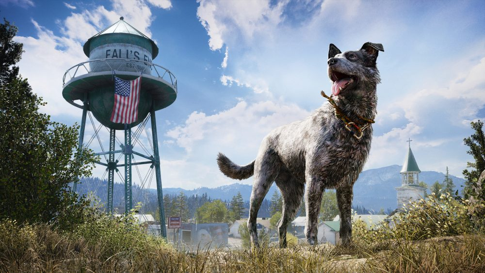 Far Cry 5 Review Test Xbox One Ubisoft 3