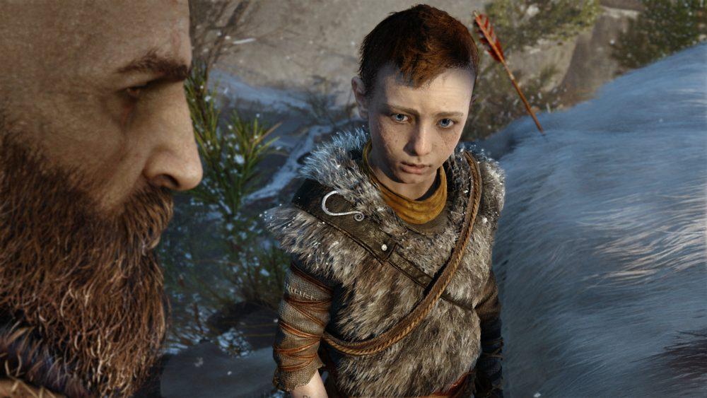 God of War PS4 PlayStation 4 Pro Review Test Kritik Sony Santa Monica Team