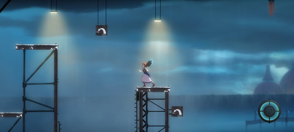 Forgotton Anne Review Kritik PS4 Xbox One PC 3