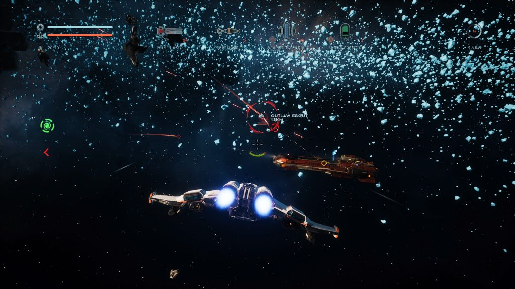 Everspace Review Weltraum shooter Space shooter