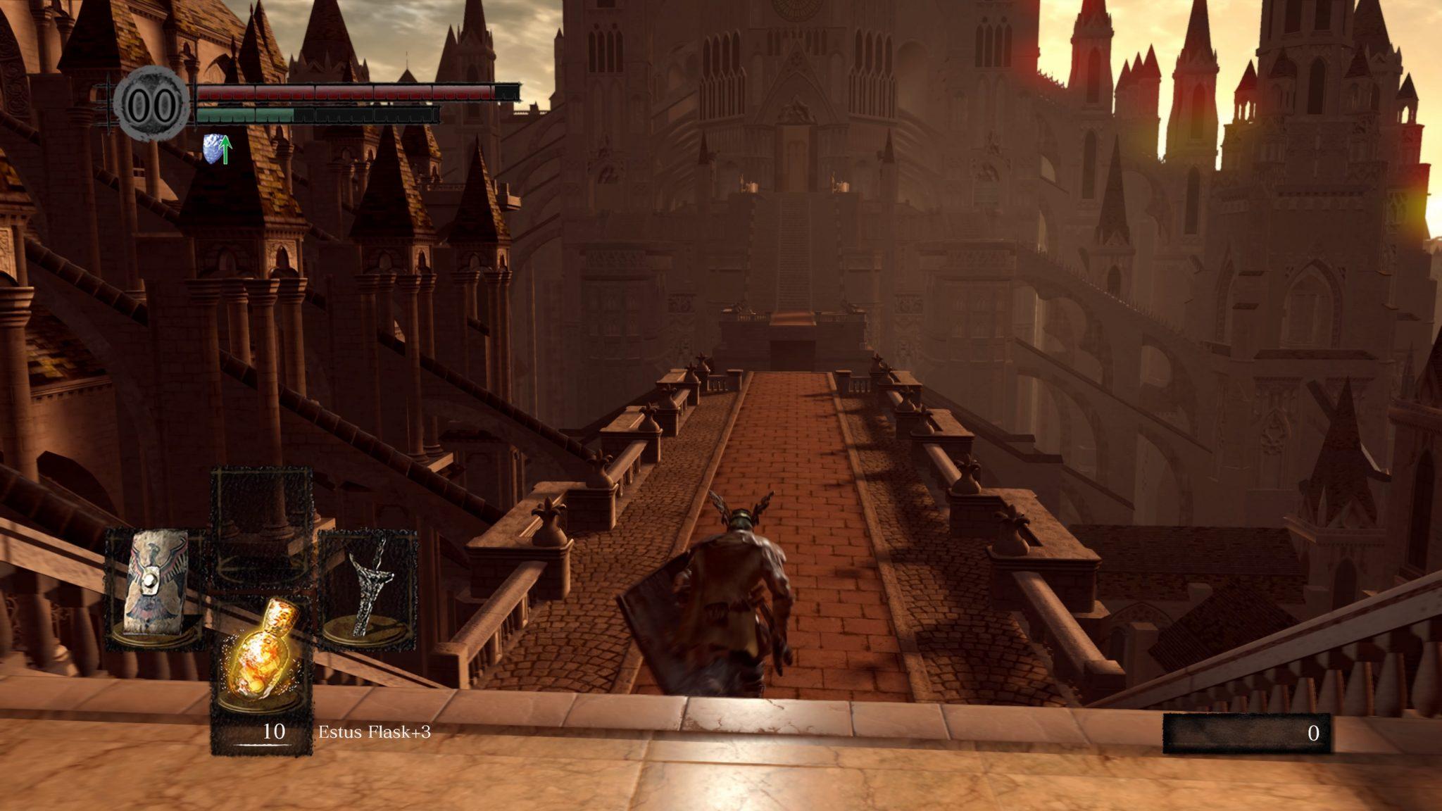 Dark Souls Remastered Review Dark Souls Level Design