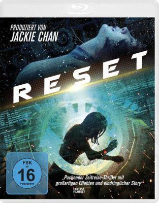 Gewinnspiel Blu Ray Jackie Chan Reset Zeitreise Thriller TItel
