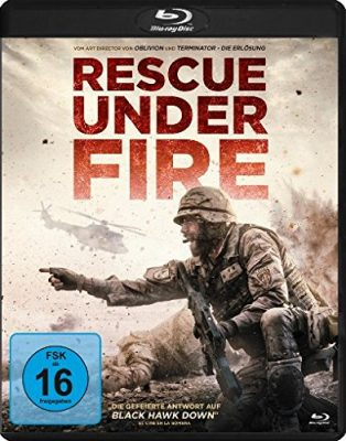 Rescue under Fire Gewinnspiel Blu-ray Titel Koch Media Films Kriegsfilm Action