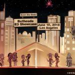 Bethesda E3 Showcase E3 2018 BE3 Titel