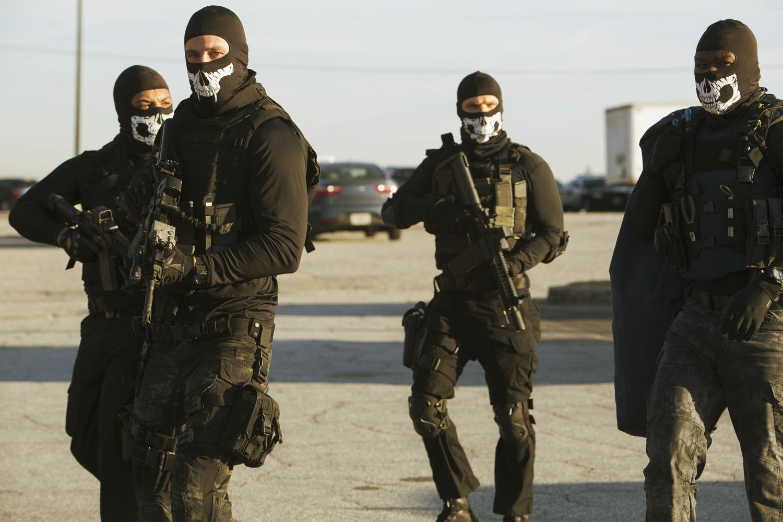 Criminal Squad Blu-ray Review Test Kritik Concorde Home Entertainment Action Squad