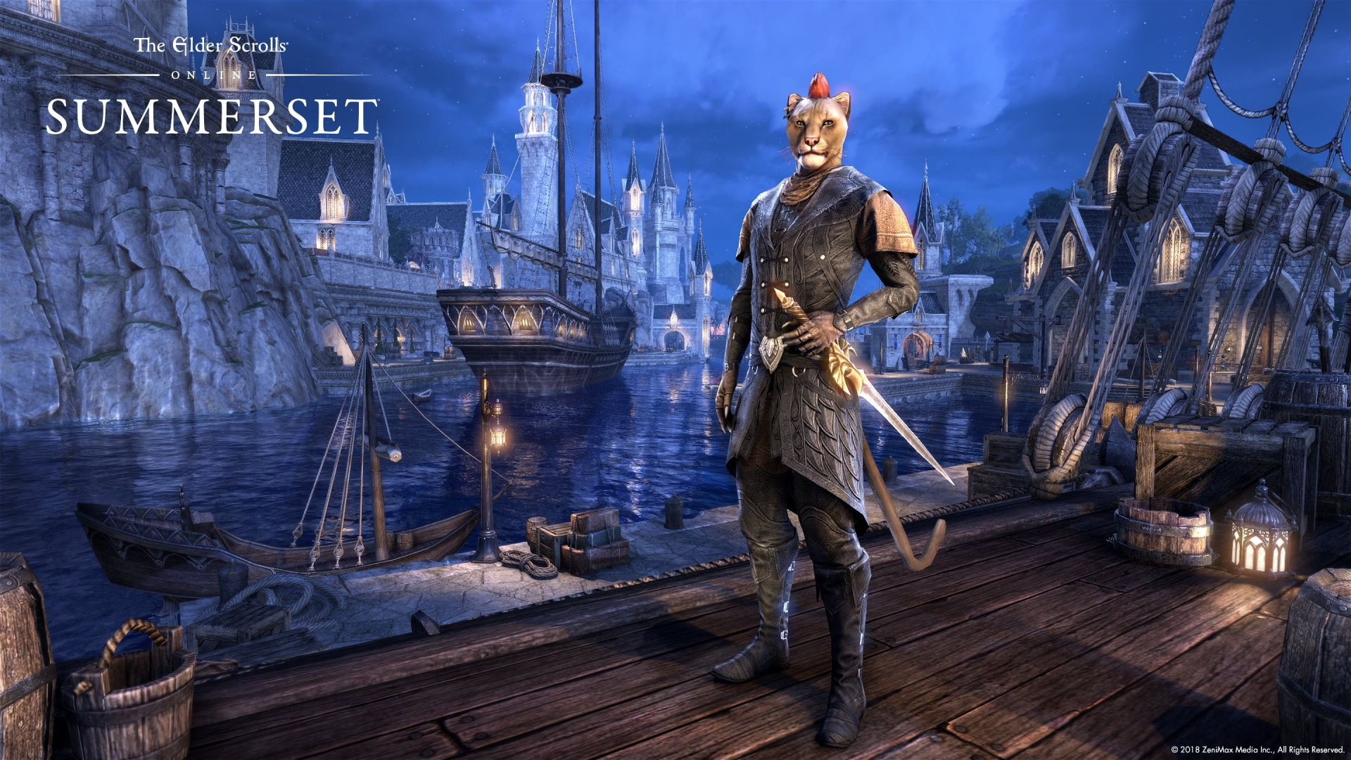 Summerset The Elder Scrolls Online Tamriel Unlimited Xbox One PS4 PC Review Test Kritik Razum-Dar
