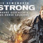 12 Strong Operation 12 Strong Chris Hemsworth Soldaten Kriegsfilm Review Kritik Blu-ray Heimkino Titel