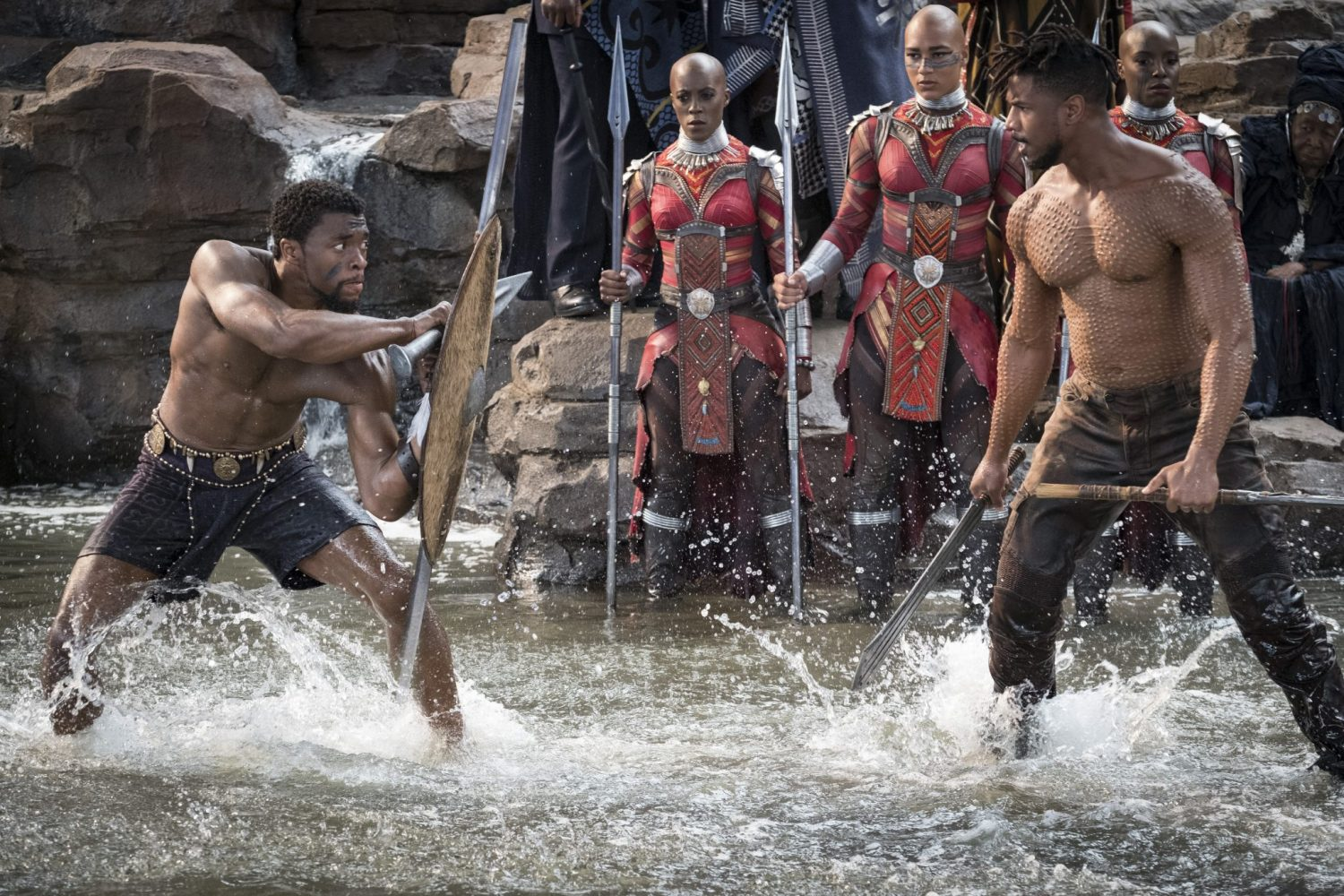 Black Panther Blu-ray Kritik Review Test Heimkino Disney Marvel Ohne Anzug