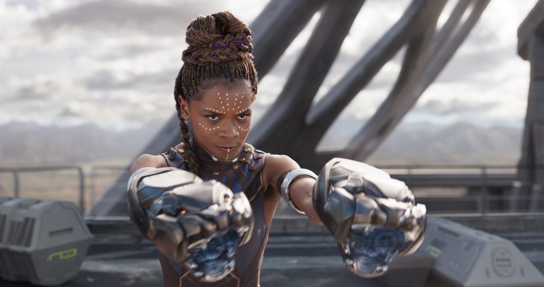 Black Panther Blu-ray Kritik Review Test Heimkino Disney Marvel Schwester