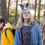 I Kill Giants Blu-ray Review Test Kritik Zoe Saldana Famielenabenteuer Abenteuer Film Heimkino Sophia