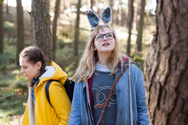 I Kill Giants Blu-ray Review Test Kritik Zoe Saldana Famielenabenteuer Abenteuer Film Heimkino Sophia