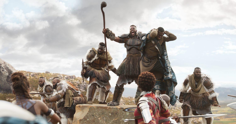 Black Panther Blu-ray Kritik Review Test Heimkino Disney Marvel
