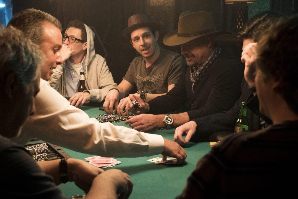 Molly's Game Jessica Chastain Idris Elba DVD Blu-ray Kritik Review Test Bild Poker