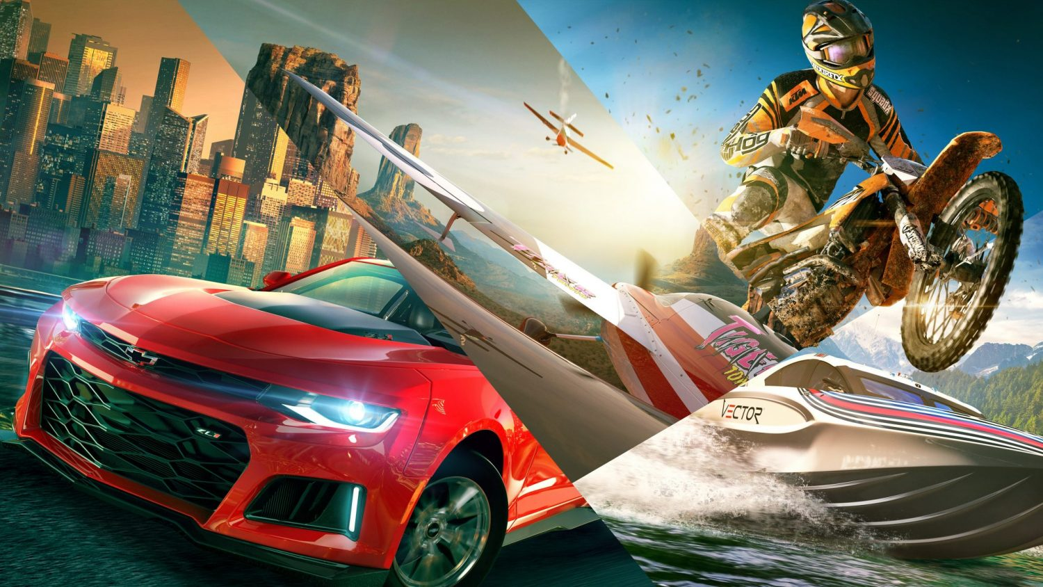 The Crew 2 PS4 Xbox One PC Review Racer Arcade Racer Ubisoft Events