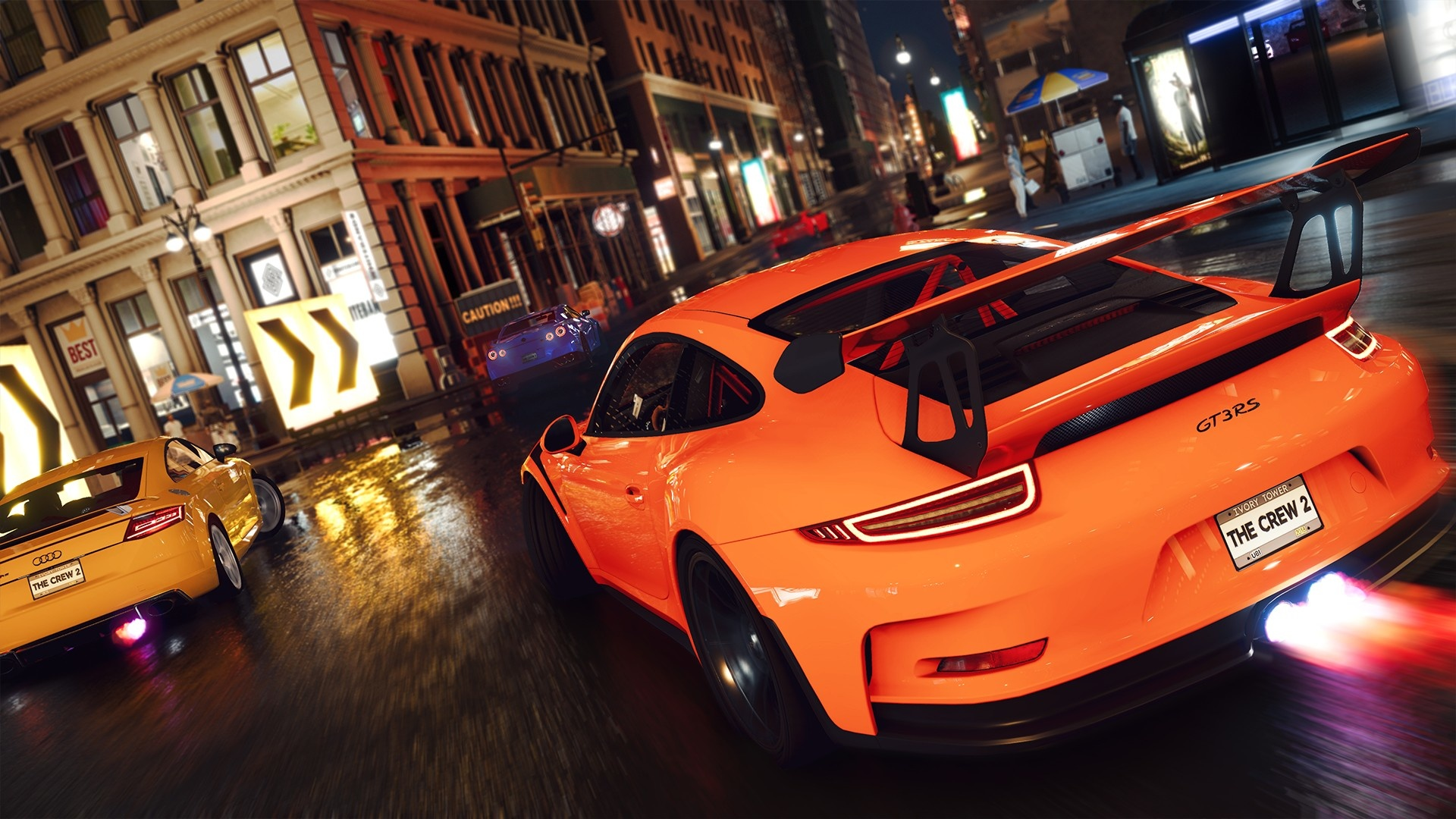 The Crew 2 PS4 Xbox One PC Review Racer Arcade Racer Ubisoft Porsche