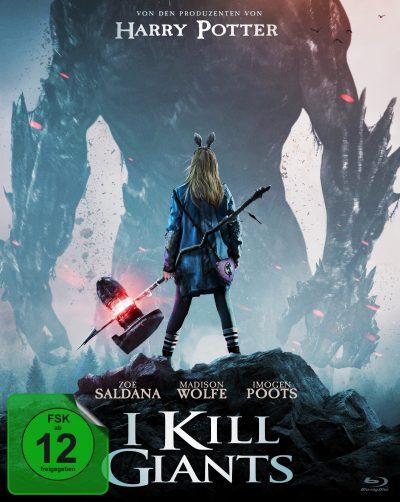 Gewinnspiel I Kill Giants Koch Media Blu-ray Heimkino Zoe Saldana