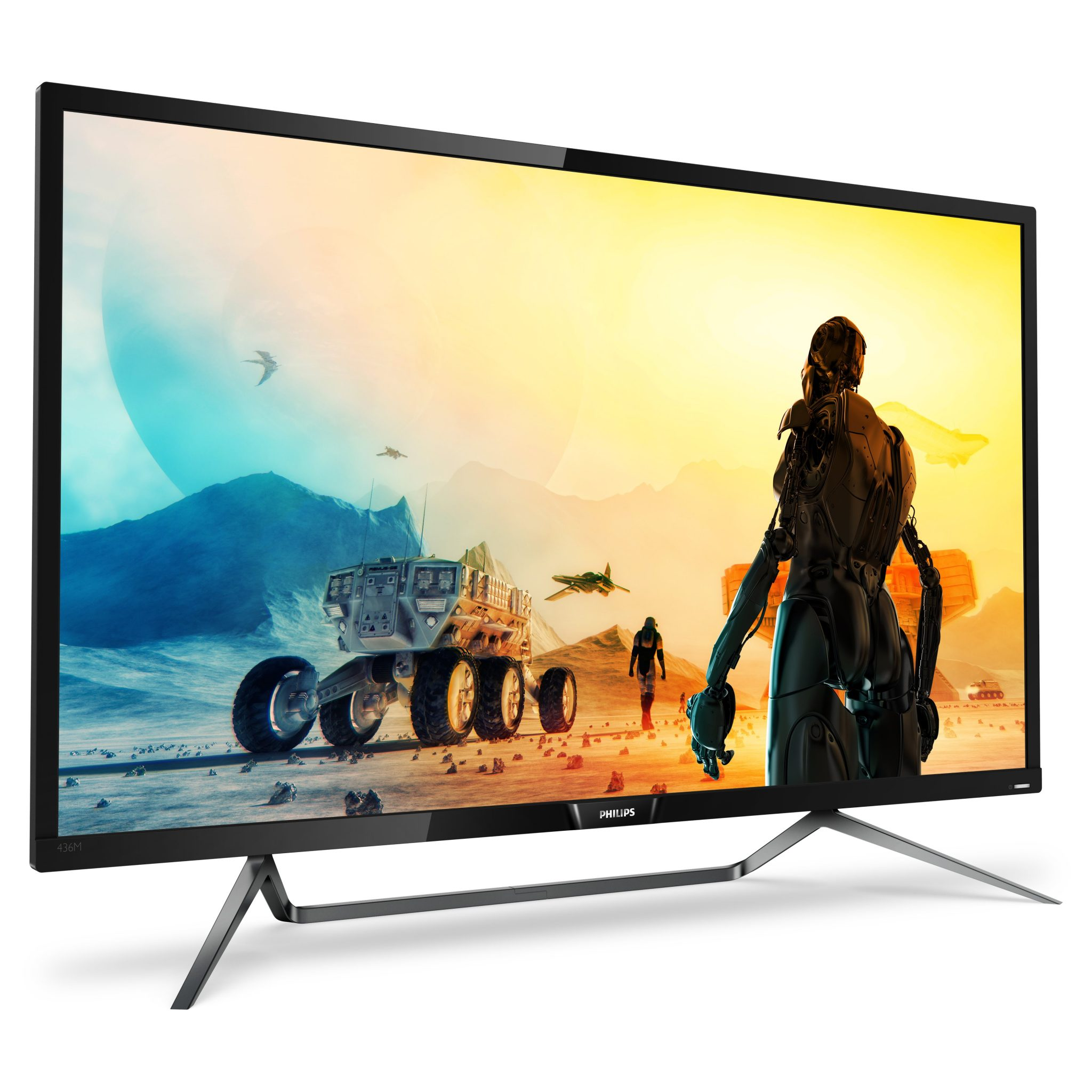 436M6VBP-Philips-Monitor-Gamescom-2018 Tagebuch Tag 3 Technik-AOC