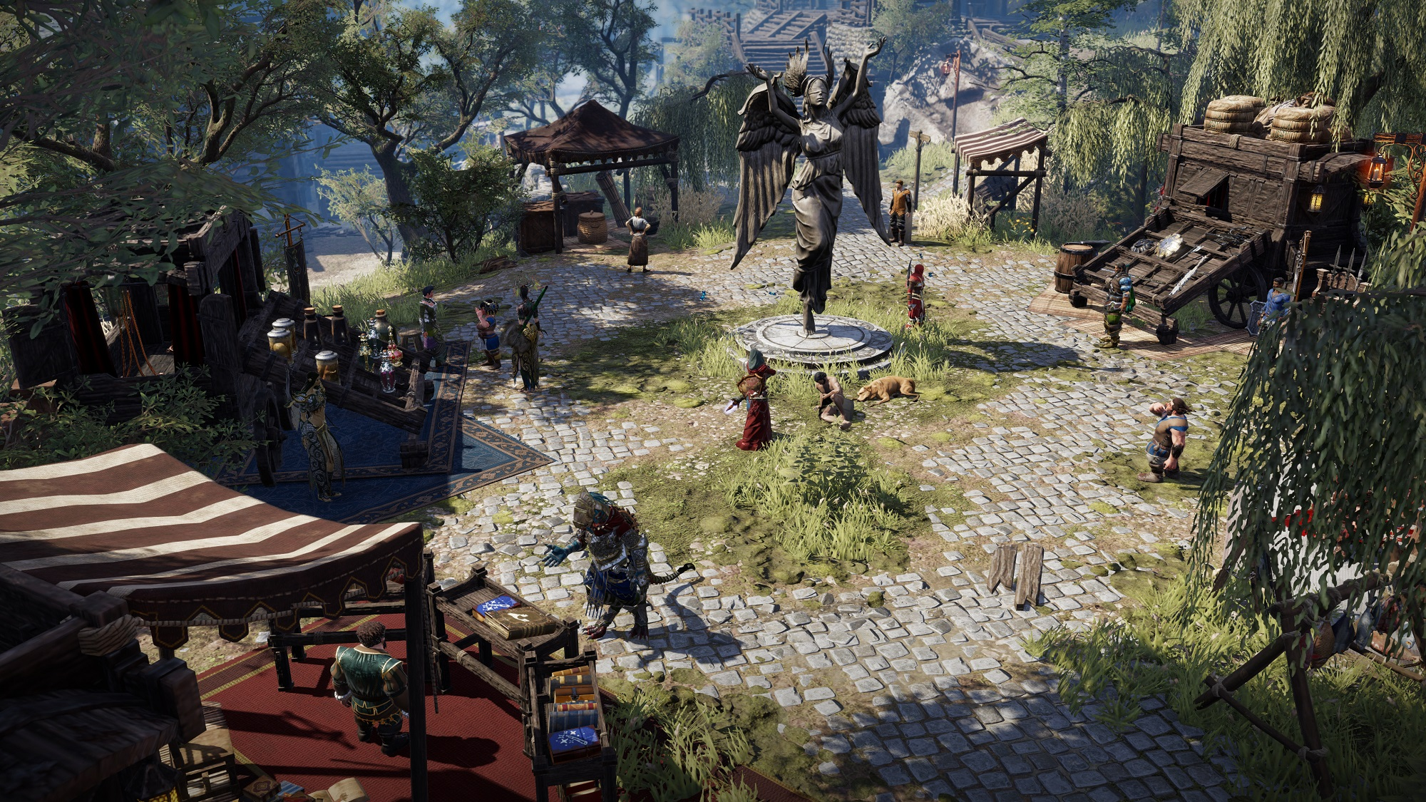 Divinity: Original Sin 2 Test Review PS4 Xbox One RPG Namco Bandai Erkundung