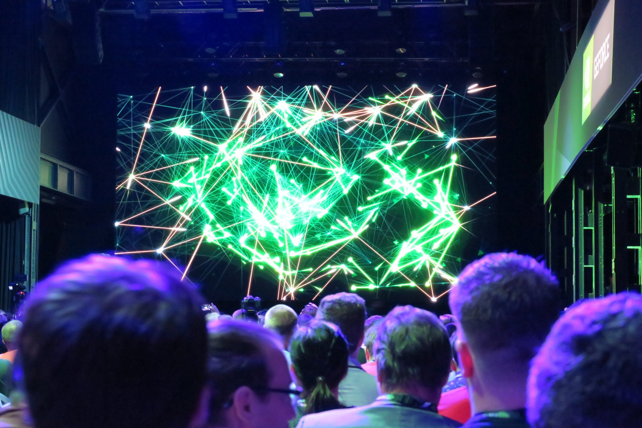 GeForce RTX 2080 GeForce Celebration Gamescom 2018 Tagebuch Tag 1