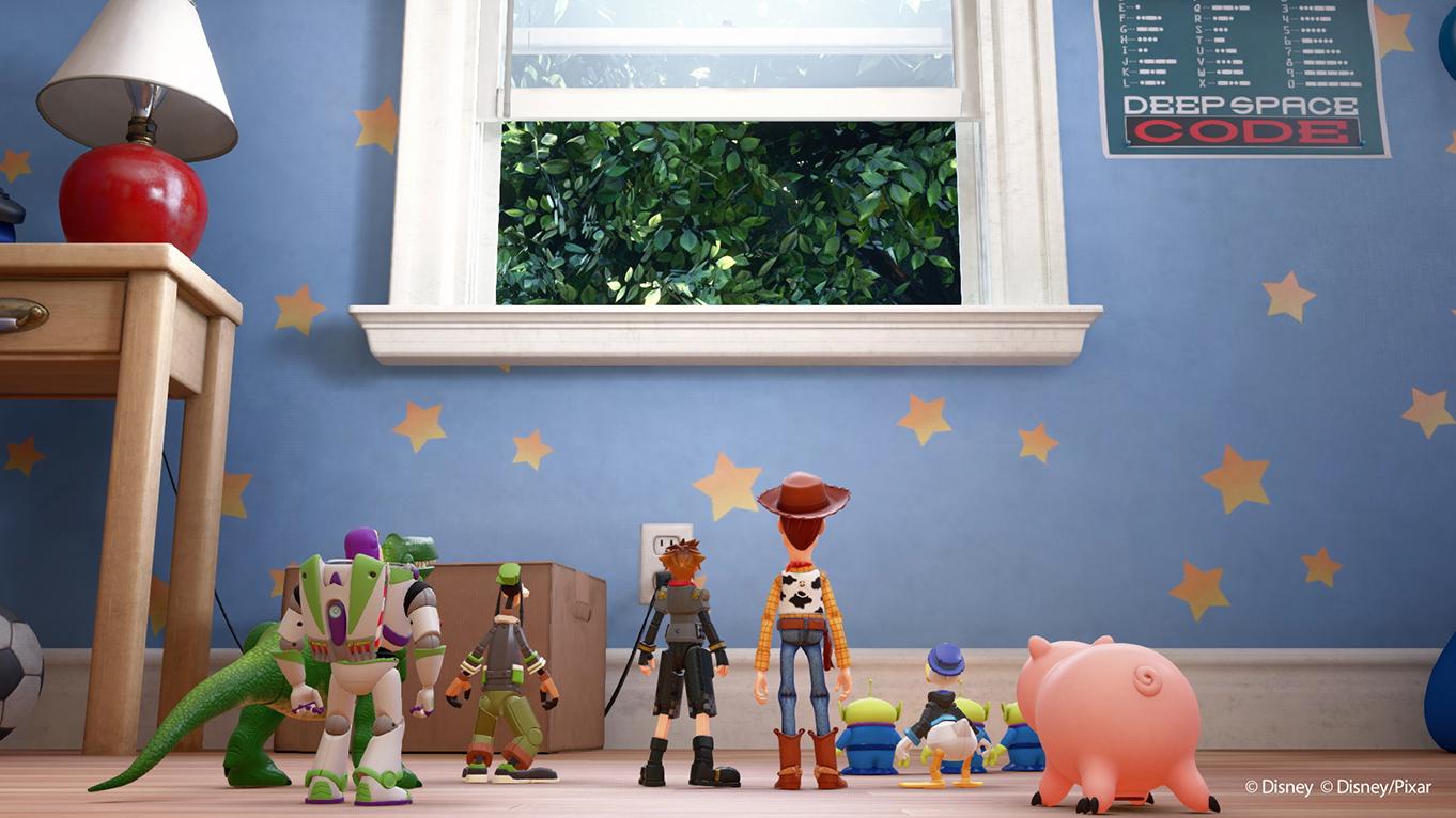 Kingdom Hearts III Preview Vorschau Demo Toy Story Sora Square Enix Gamescom 2018 Prognose