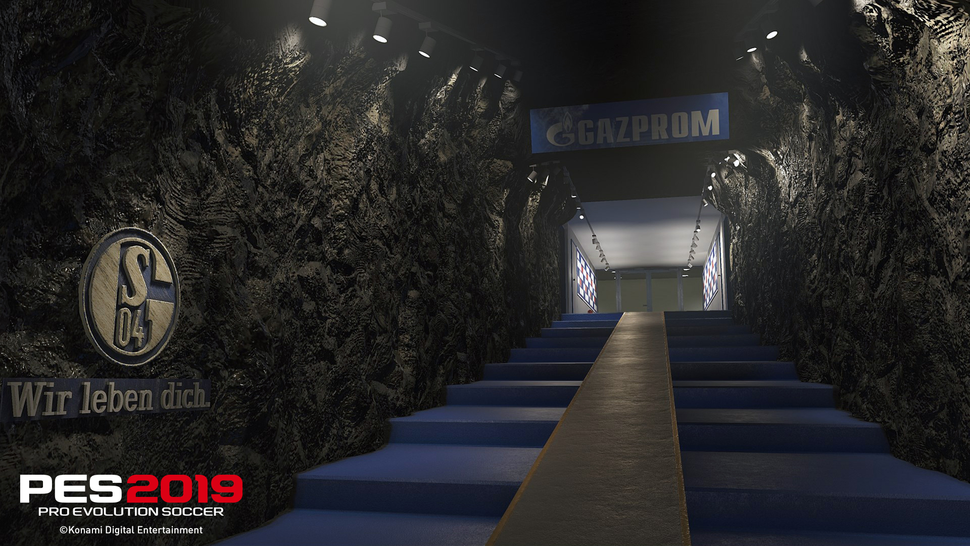 Konami Gamescom 2018 Hyper Sports R PES 2019 Zone of the Enders 2nd Runner Mars Schalke 04