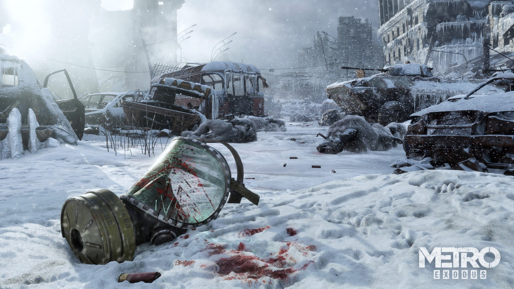 Metro Exodus Screenshot Preview Gamescom 2018 Deep Silver Ego-Shooter Fazit