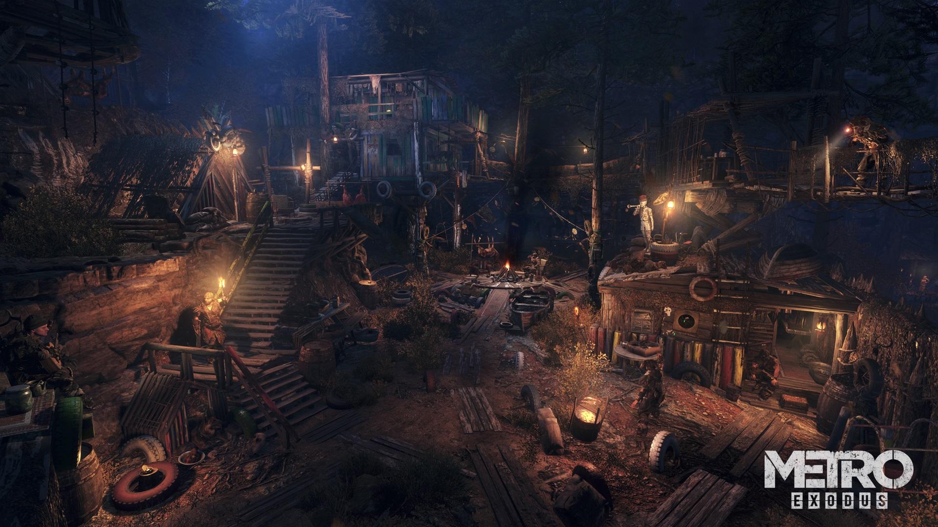Metro Exodus Screenshot Preview Gamescom 2018 Deep Silver Ego-Shooter Shooter