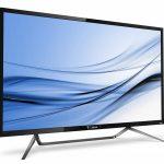 Philips Momentum 436M6VBPAB Konsolen Gamer Monitor Display Panel 4K HDR 1000 nits Ambiglow Gamescom Titel