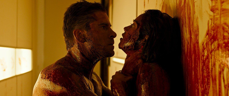 Richard und Jen treffen aufeinander.