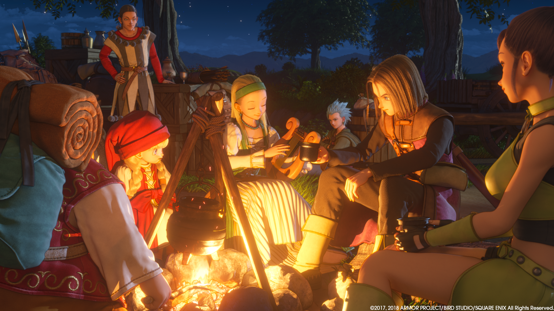 Dragon Quest XI DQ XI 11 Review Test Kritik PS4 PlayStation 4 PC JRPG Rollenspiel Titel