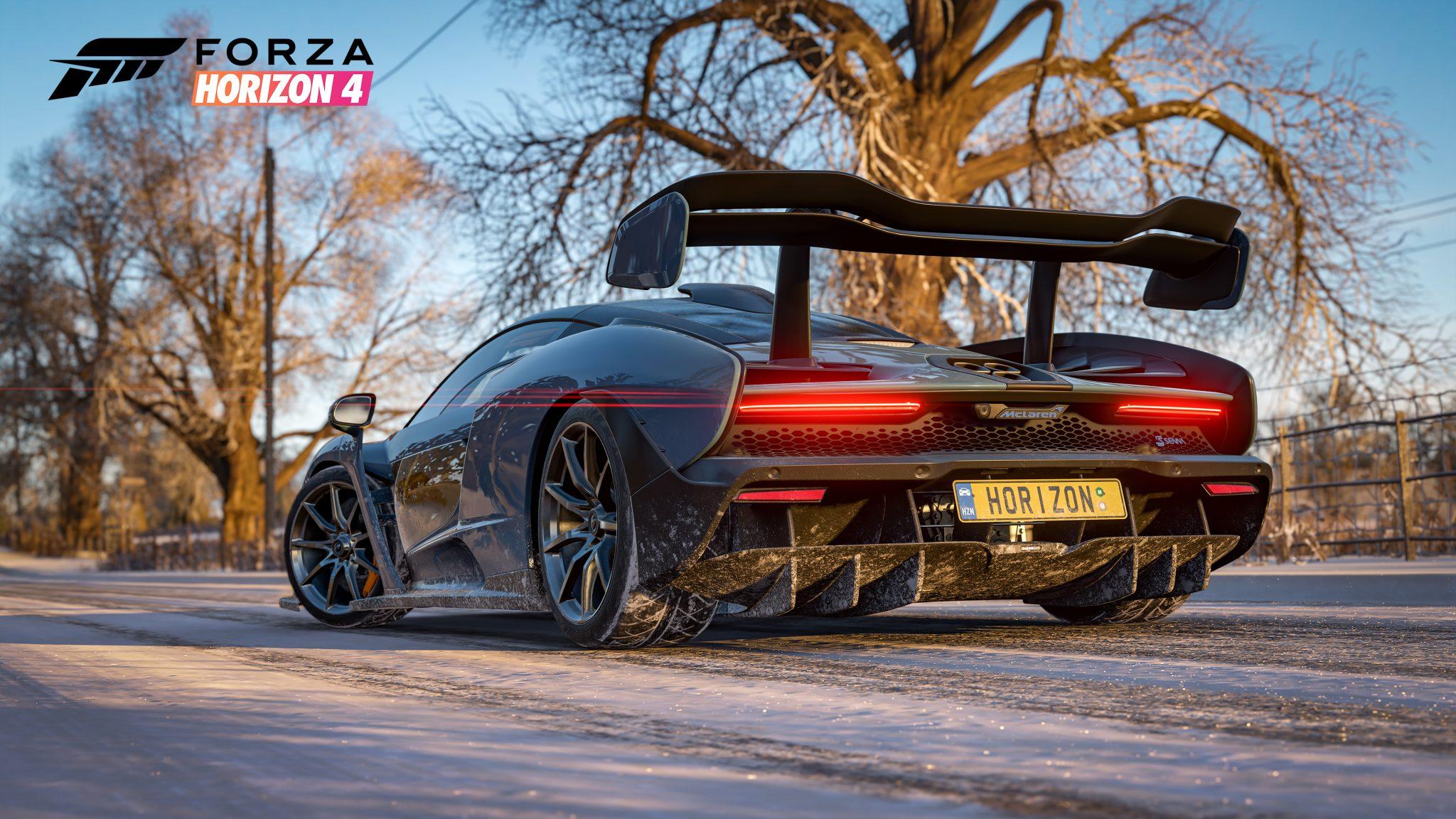 Forza Horizon 4 FH4 Xbox One X PC Ultimate Review Test Kritik Senna