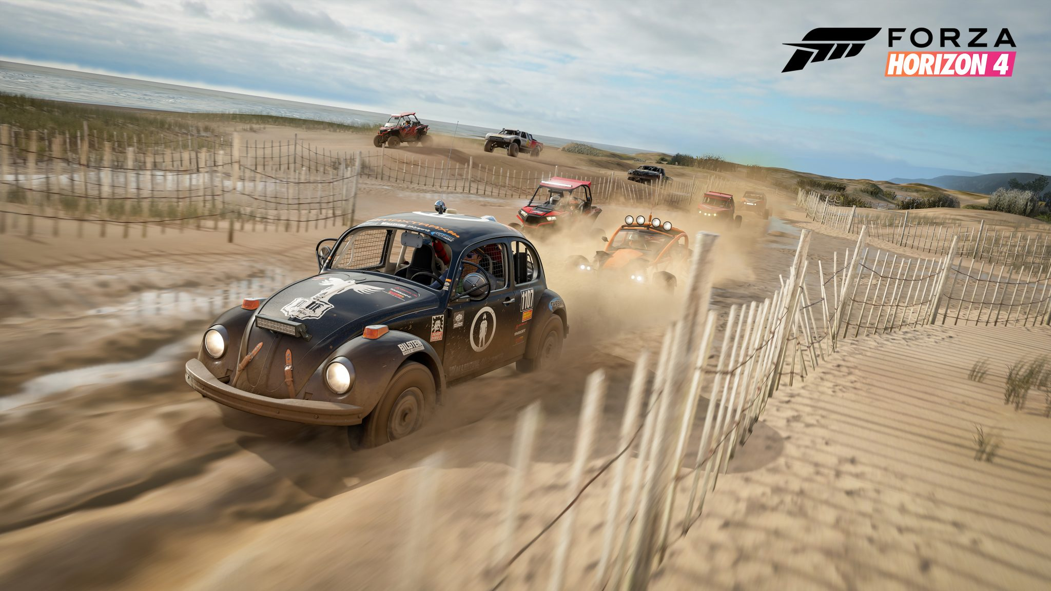 Forza Horizon 4 FH4 Xbox One X PC Ultimate Review Test Kritik Strand