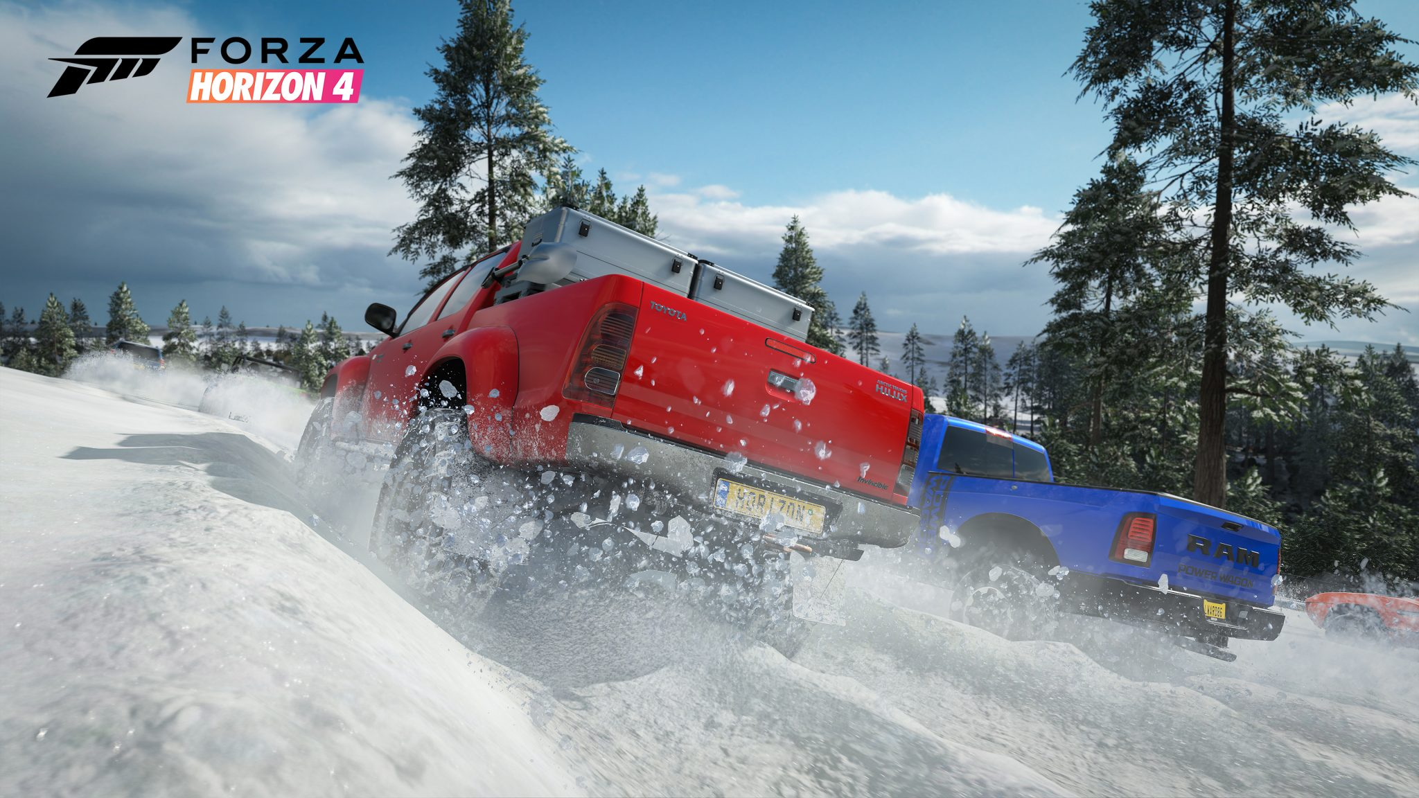 Forza Horizon 4 FH4 Xbox One X PC Ultimate Review Test Kritik Winter