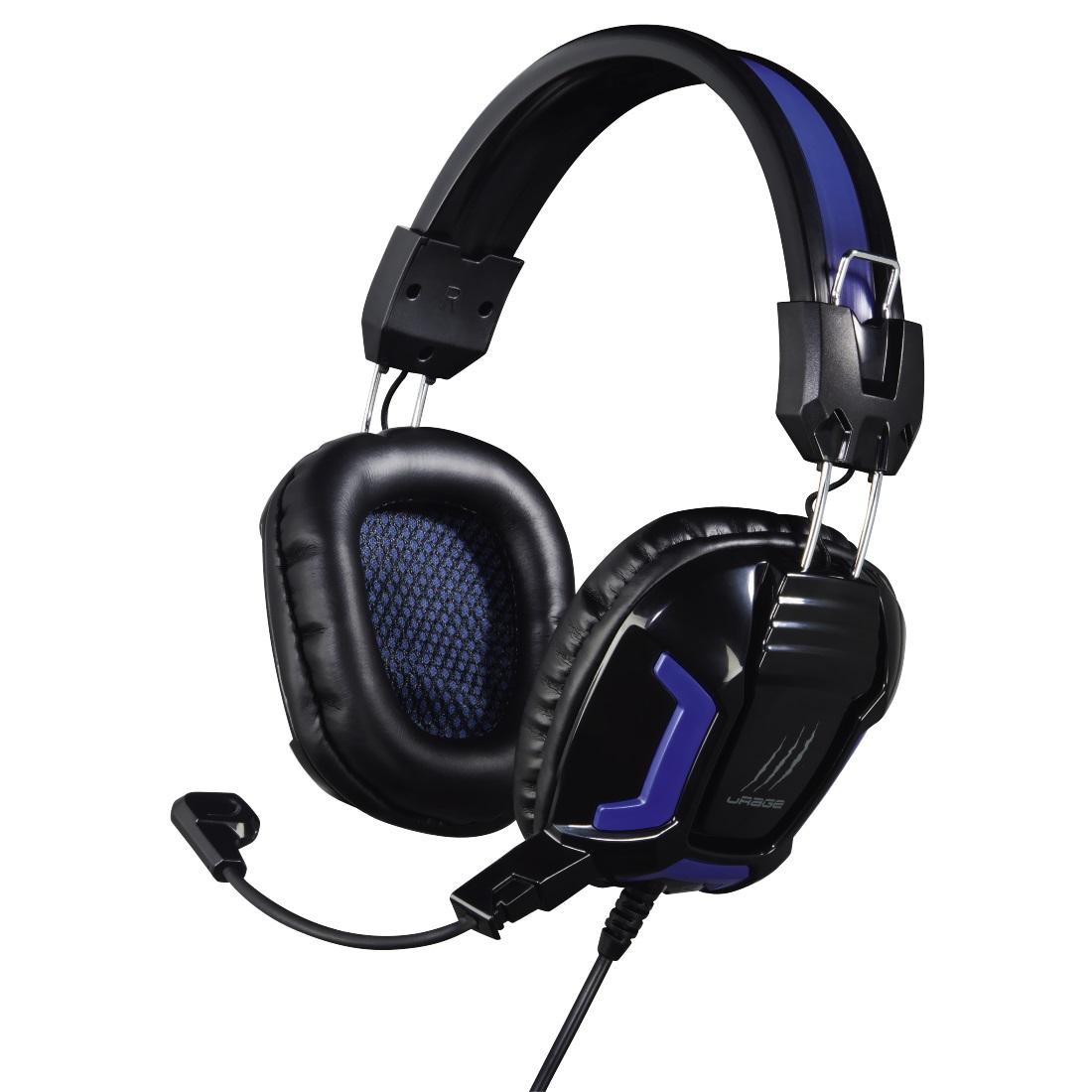 Hama uRAGE SoundZ 7 1 SoundZ Essential Gaming Headset Review Test Vergleich SoundZ Essential Komplett