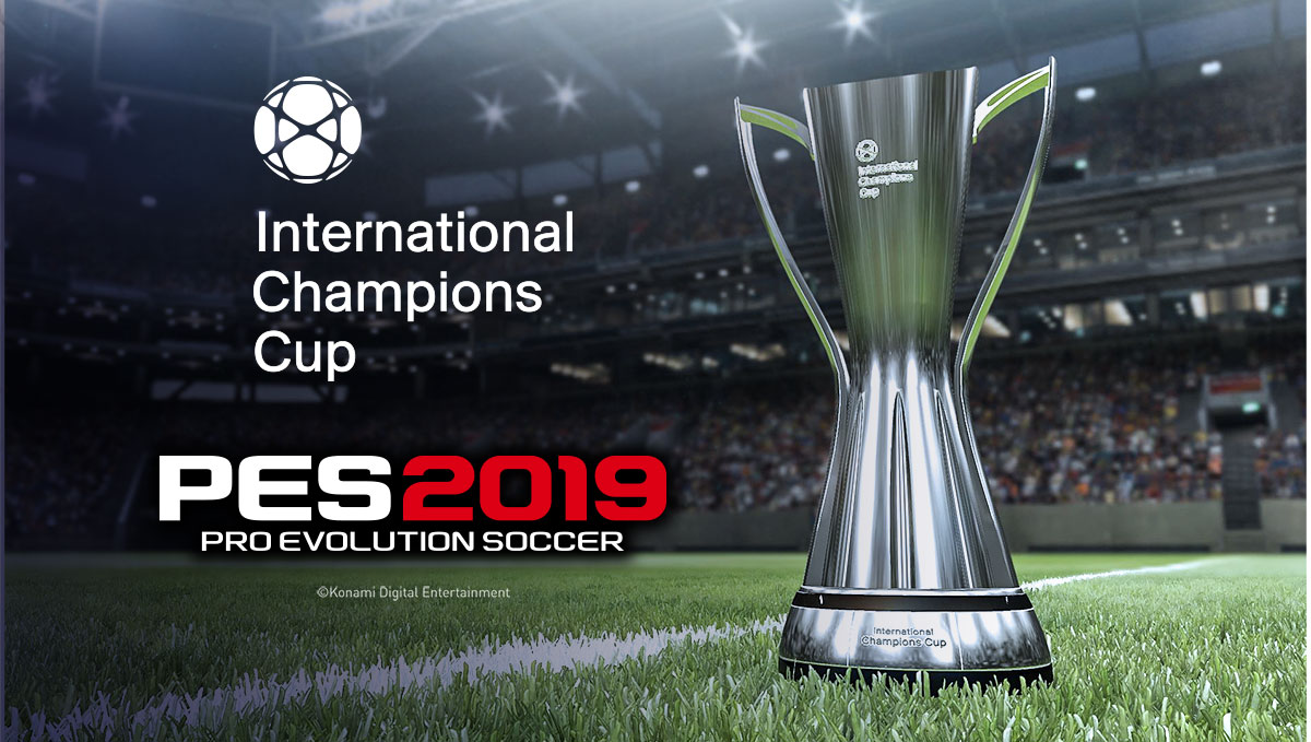 PES 2019 Konami Pro Evolution Soccer 2019 Fußball Simulation PS4 Xbox One Game Test Review Kritik ICC