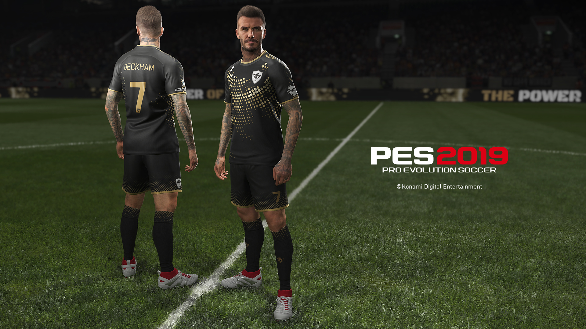 PES 2019 Konami Pro Evolution Soccer 2019 Fußball Simulation PS4 Xbox One Game Test Review Kritik Legenden