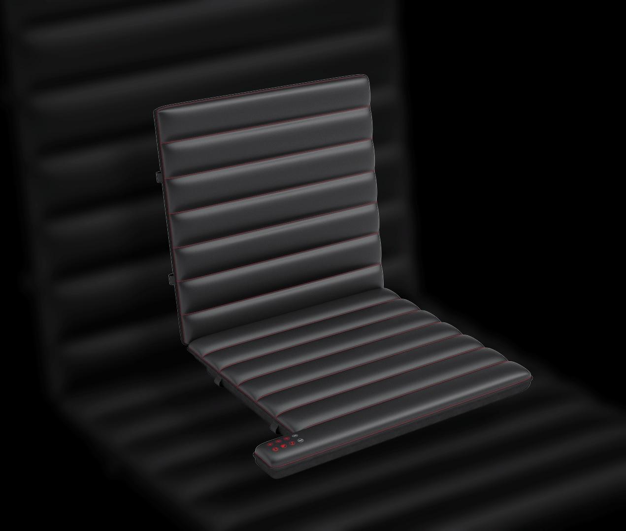 SenseForce Pad Extreme Review Test Kritik Gaming 4D Heimkino SensePad Matte Vibration Zocken SenseForce PX