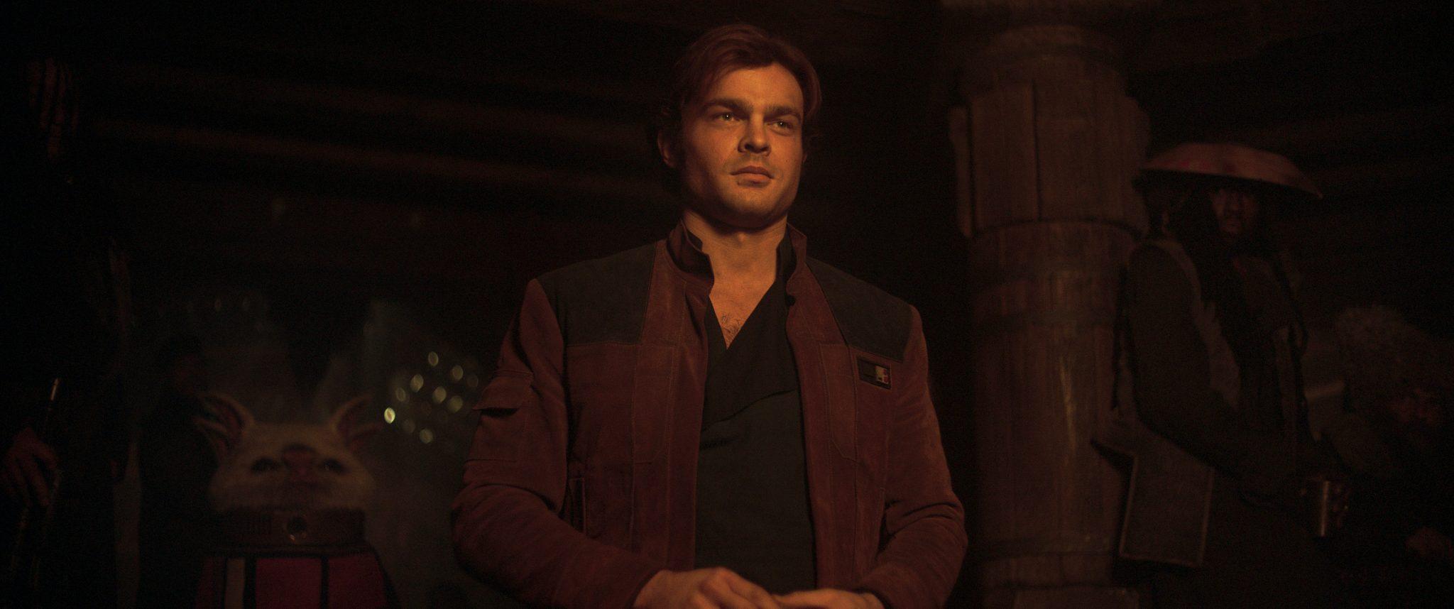 Solo A Star Wars Story Han Solo Chewbacca Chewie Spin-off Disney Test Kritik Heimkino Blu ray DVD Han