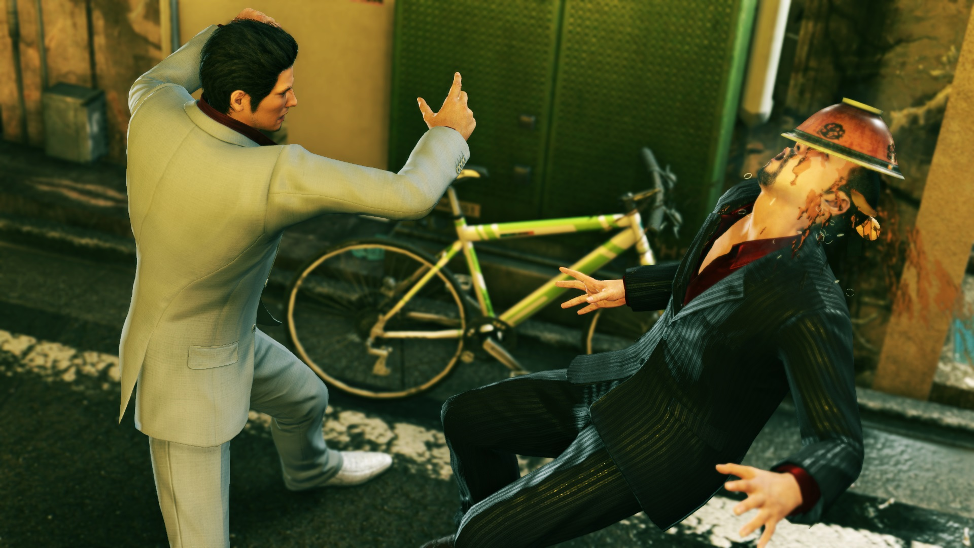 Yakuza Kiwami 2 SEGA Koch Media Kritik Review Test PlayStation 4 Action Open World Remake Titel