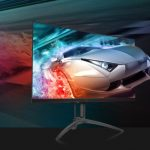 AOC AGON AG322QC4 HDR QHD Gaming Monitor Test Review Kritik Profi Design Titel