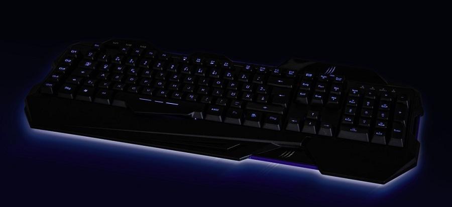 Hama uRage Gaming Tastatur Gaming Maus preiswert design pro gamer Hama uRage Unleashed Hama uRage Exodus Macro 1